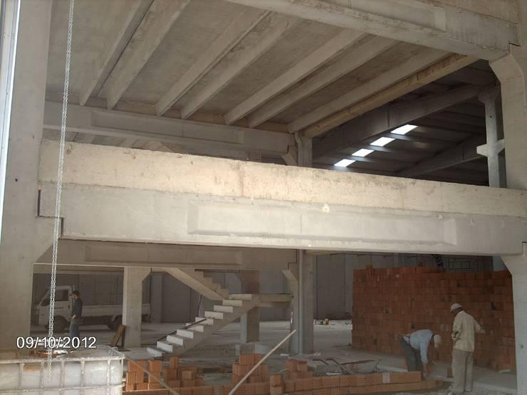 MAG Tasarım Mimarlık İnşaat Emlak San.ve Tic.Ltd.Şti. – Vizyon Tekstil Çorlu:  tarz