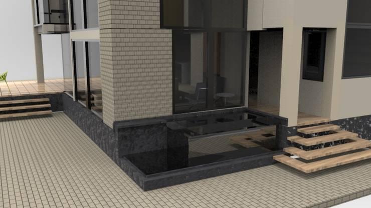 Diseño y asesoria arquitectonica. : Casas de estilo  por no aplica