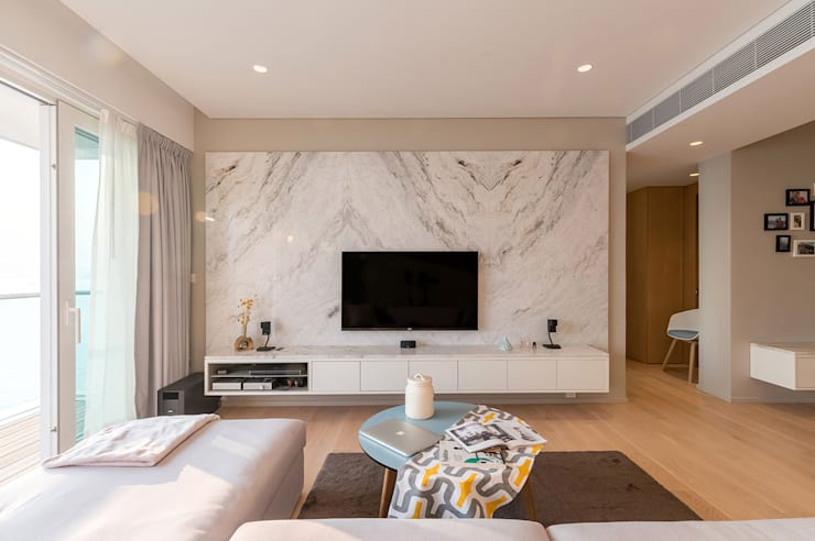 :  Living room by arctitudesign