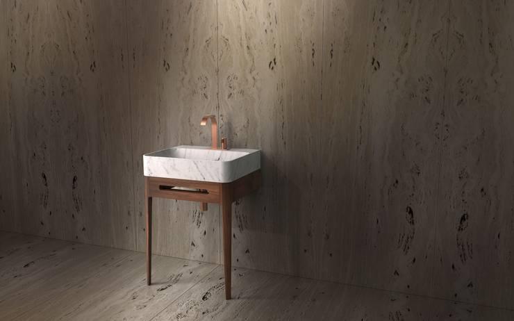 FIJI 600: Casa de banho  por TCC Whitestone
