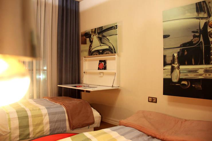 modern Nursery/kid's room by 50GR Mimarlık