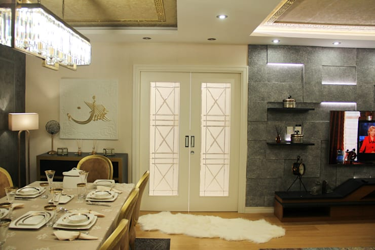 classic Living room by 50GR Mimarlık