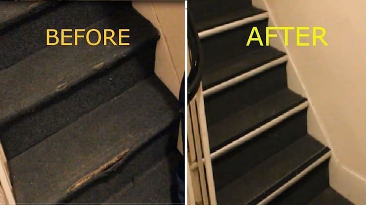 Carpet Repairs:   by Carpet Cleaners Cape Town