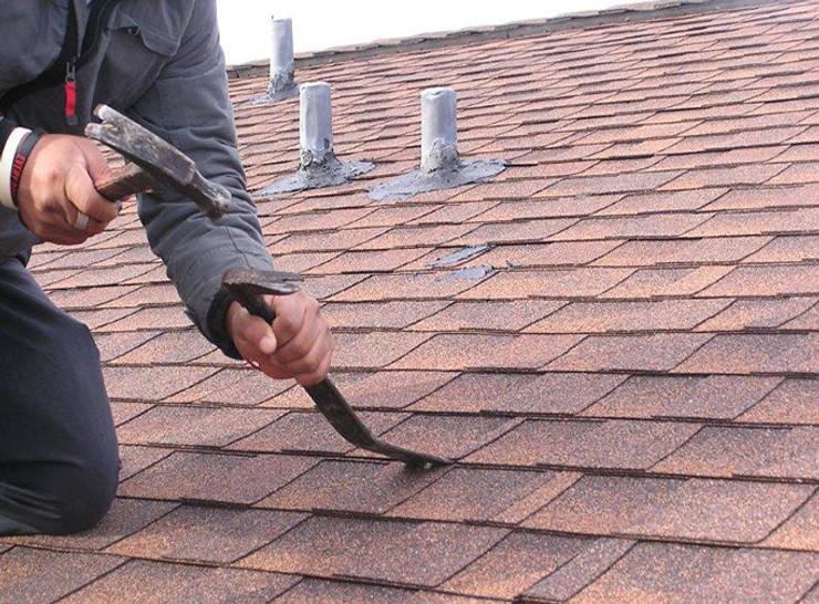 Roof Maintenance:   by Waterproofers Johannesburg