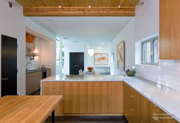 Kitchen by Chibi Moku
