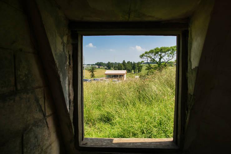 우유부단: 위상공간의  창문,모던