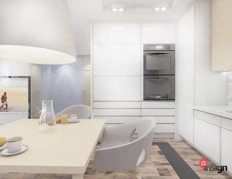 Kat_02: styl , w kategorii Kuchnia zaprojektowany przez InSign Pracownia Projektowa Karolina Wójcik,