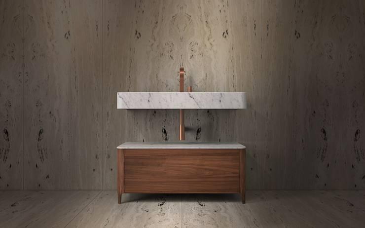 KATA NOI 1000: Casa de banho  por TCC Whitestone