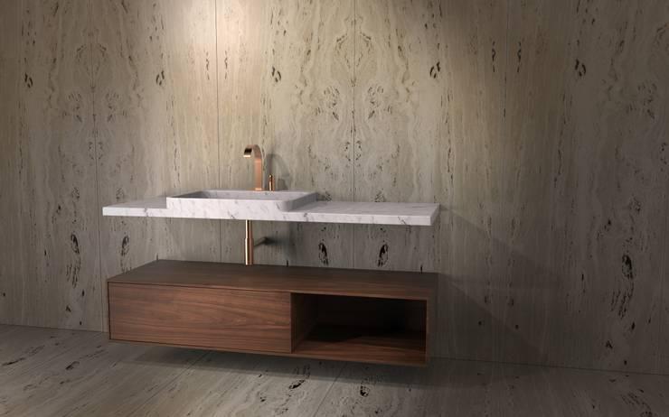 MOLOKAI: Casa de banho  por TCC Whitestone