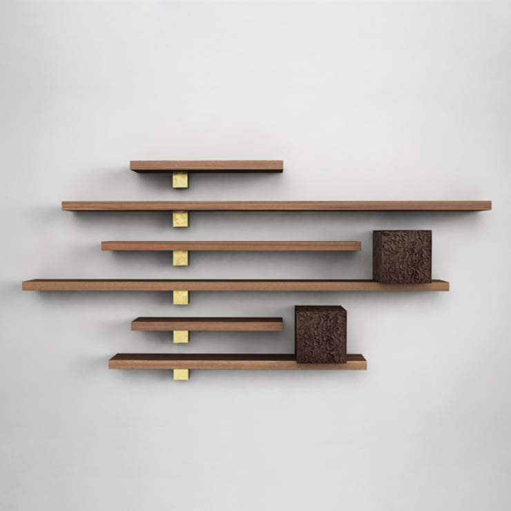 modern Living room by Il Pezzo Mancante Srl