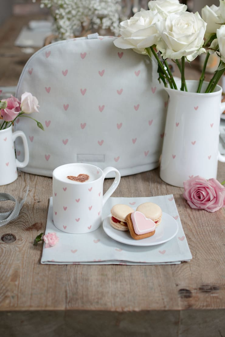 country  by Sophie Allport, Country Cotton Red