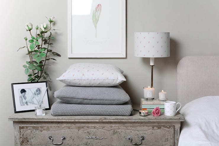 country Bedroom by Sophie Allport