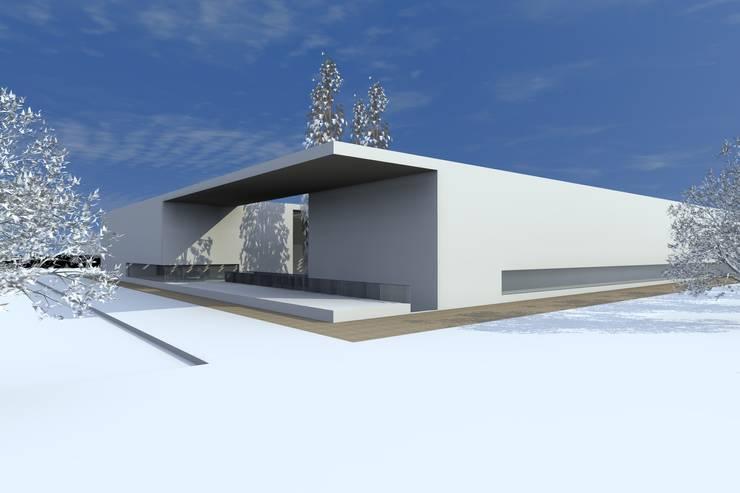 Piscinas Municipais da Marinha Grande – Concurso Público:   por arcquitecto