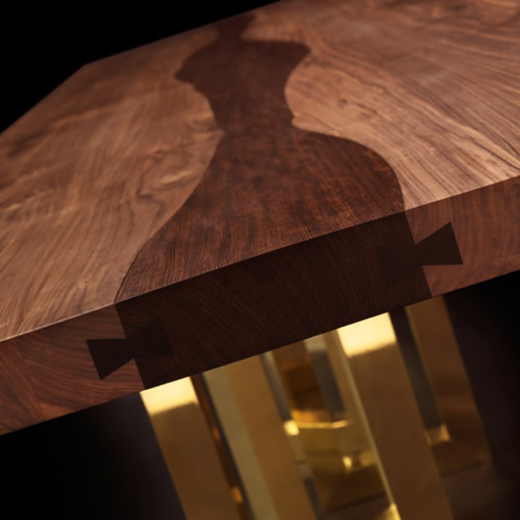 Dining room by Il Pezzo Mancante Srl