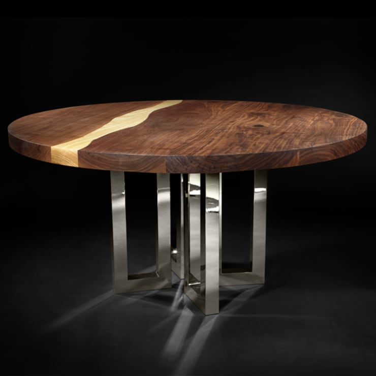 modern Dining room by Il Pezzo Mancante Srl