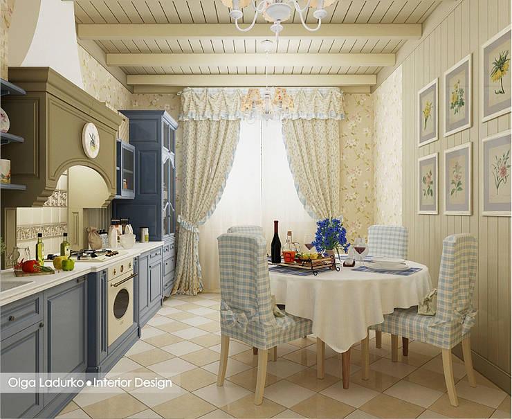 مطبخ تنفيذ Design by Ladurko Olga