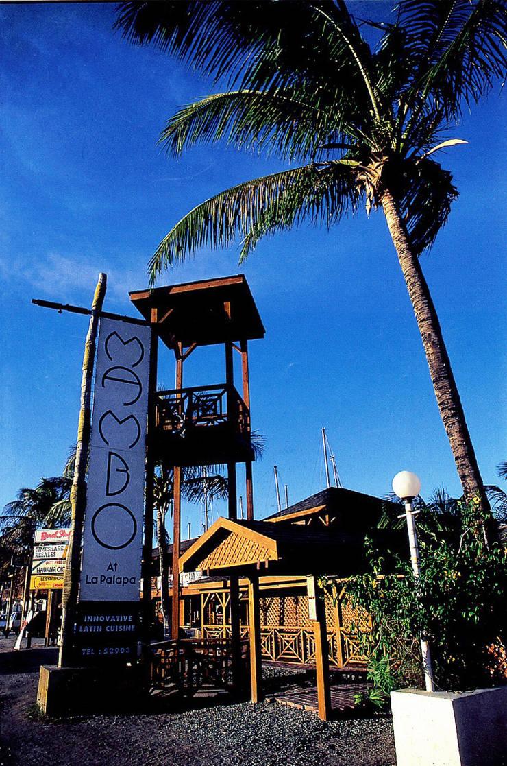 Hotel & Marina Club - MAC Arquitectos Consultores: Casas de estilo  por MAC Arquitectos Consultores