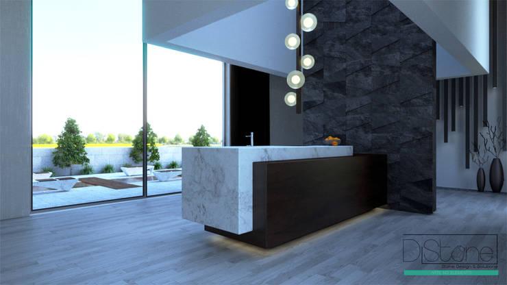 Ambiente Residencial - Cozinhas: Cozinha  por Distone