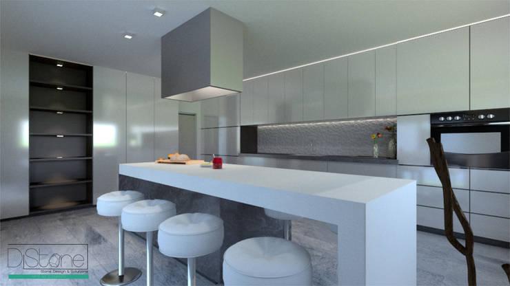 Ambiente Residencial – Cozinhas: Cozinha  por Distone