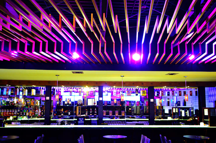Malta Lounge: Bares y discotecas de estilo  por Habitá Estudio Creavtivo