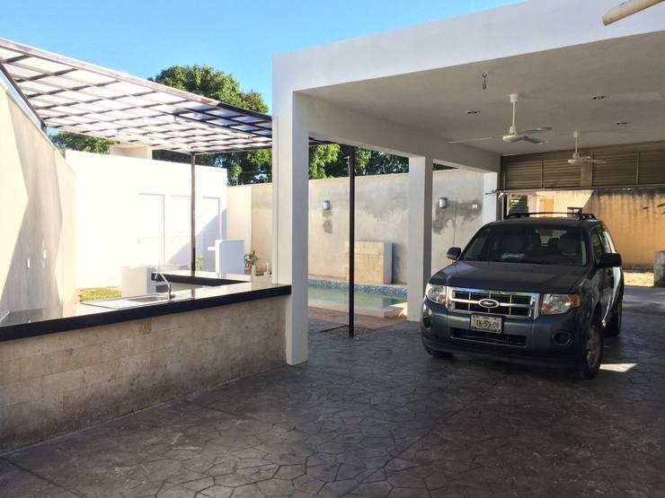 Patios by Constructora Asvial - Desarrollador Inmobiliario