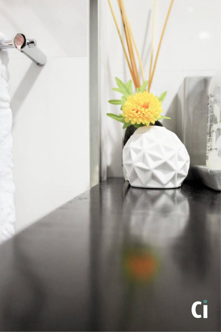 Decoração: Casas de banho  por Ci interior decor