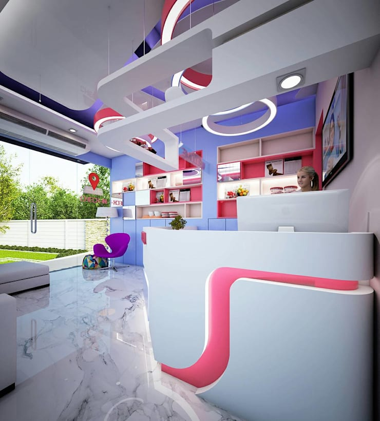 Dental clinic:  คลินิก by buildinhatyai