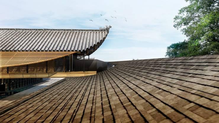Vietnam Association of Thailand:  ศูนย์การประชุม by Architects Tract