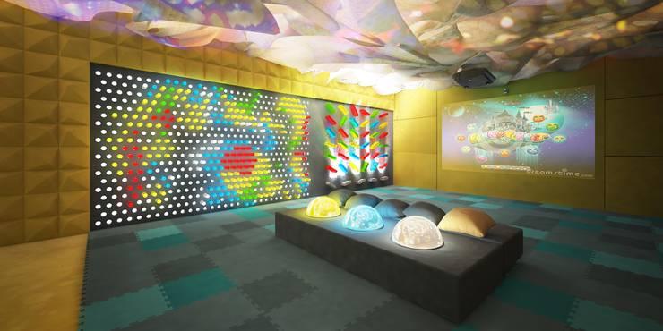 Pronil – Duyu Algı Odası:  tarz Çocuk Odası, Modern Kontraplak