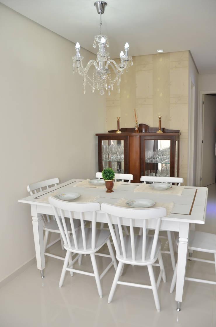Sala E Cozinha De Apartamento Por Paula Ferro Arquitetura Homify
