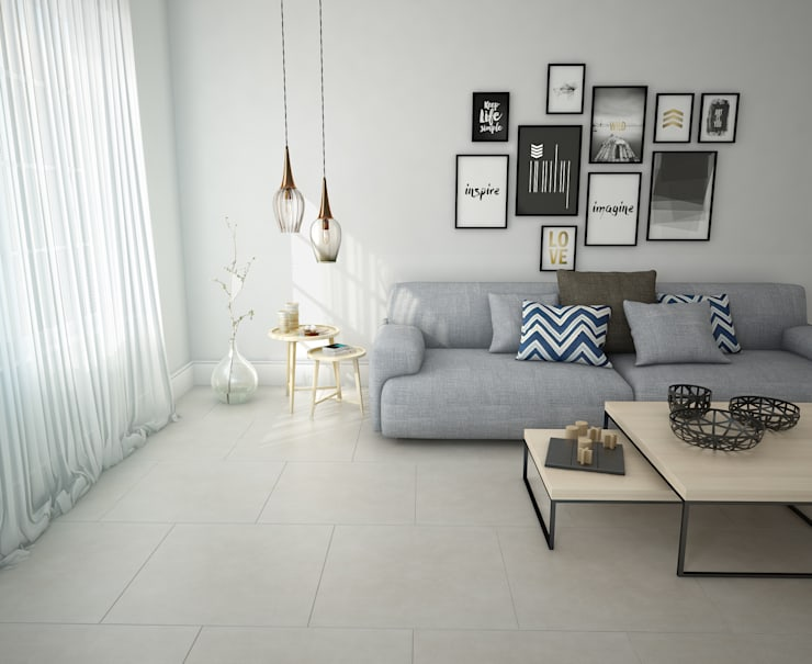 modern Living room by olivia Sciuto