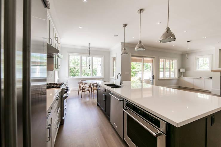 Kitchen by Tango Design Studio