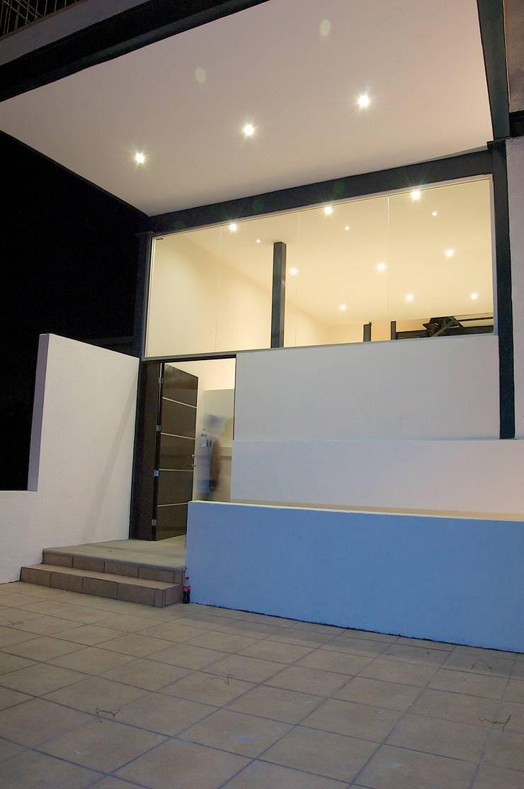 Emperadores Balcones y terrazas modernos de Diseño Alternativo Arquitectos Moderno
