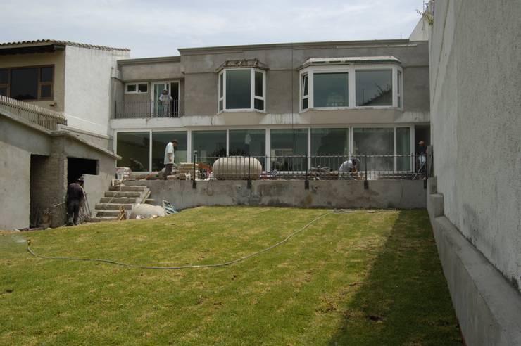Proyecto Lomas Casas modernas de Diseño Alternativo Arquitectos Moderno