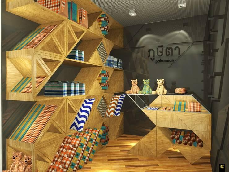 Pusita | Robinson:   by Architects Tract