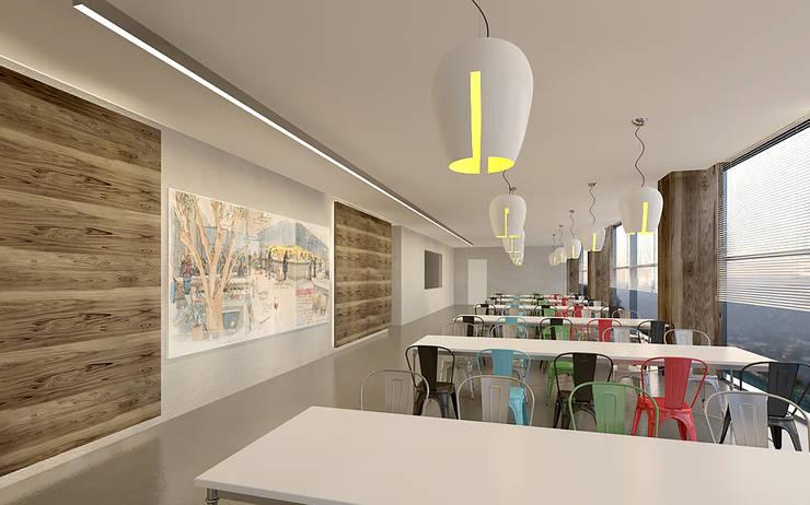 Pronil – Yemekhane:  tarz Yemek Odası, Modern