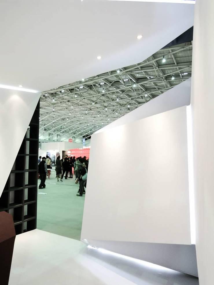 薈萃之方  The Cube of Constellation:   by 行一建築 _ Yuan Architects