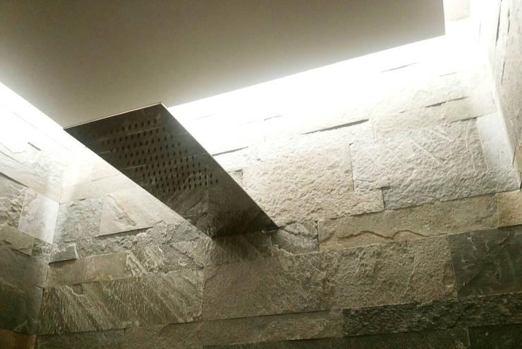 Bagno In Pietra Ricostruita : A caccia di idee spettacolari pareti in pietra e con mattoni a