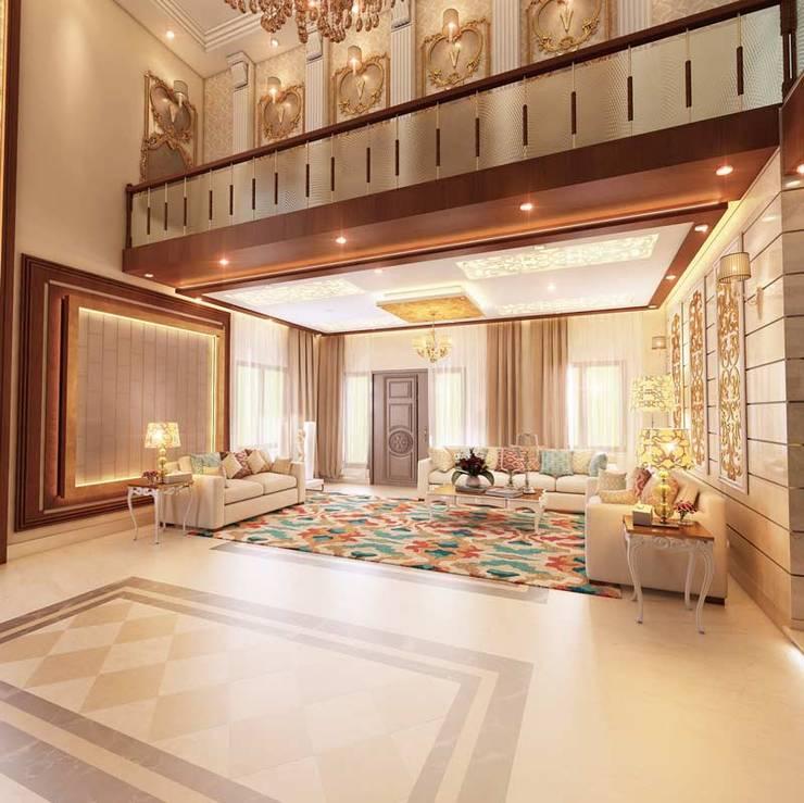 Paisajismo de interiores de estilo  por WinBizSolutions