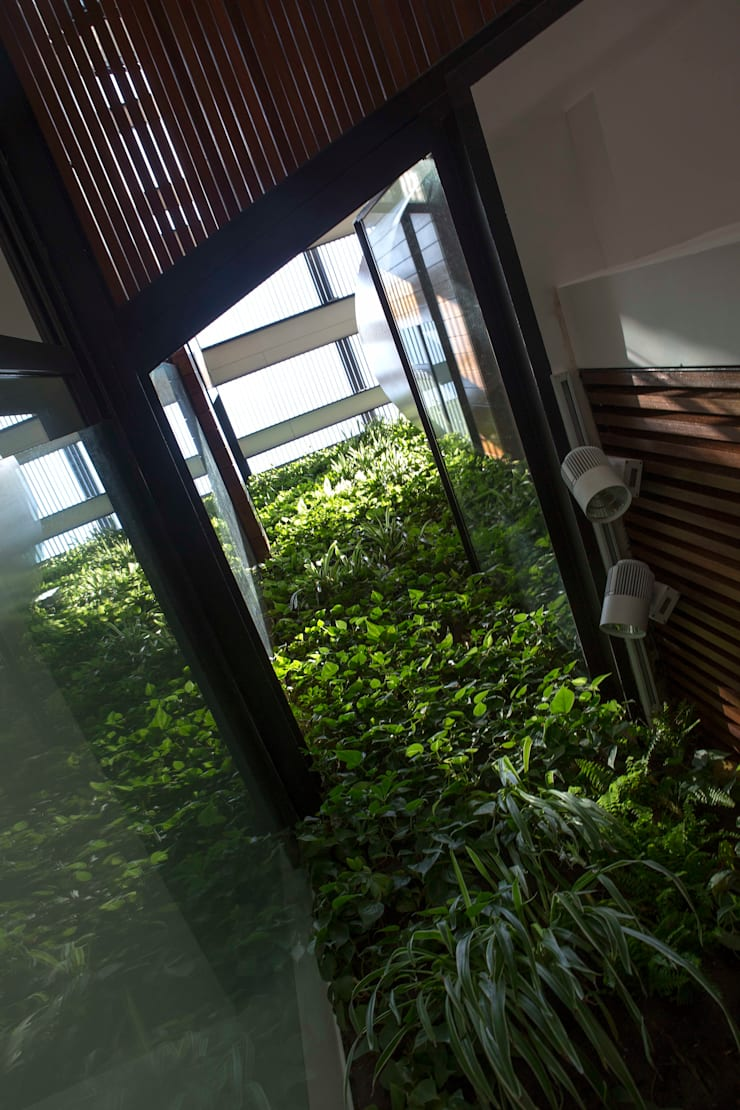 Paterson 3:  Garden by AR43 Architects Pte Ltd