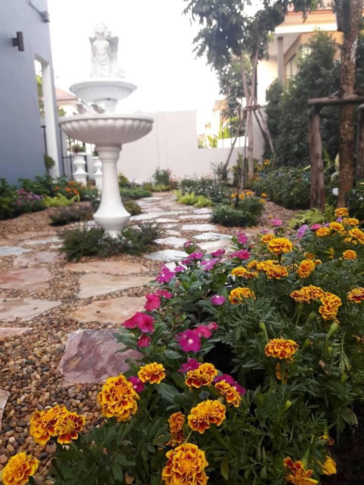 Jardins  por Dear_landscape , Rústico Vidro