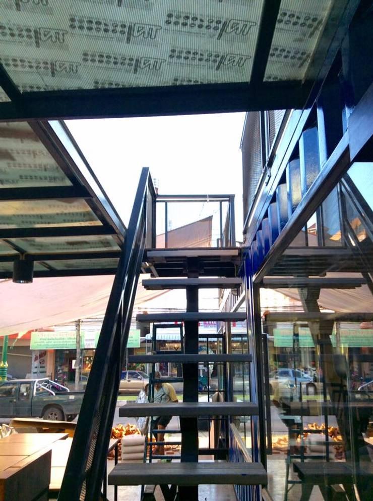 ร้านอาหาร Hiroki:   by ชัยภูมิบ้านตู้คอนเทนเนอร์