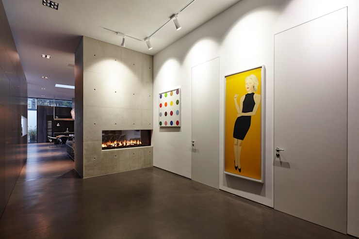 Corridor, hallway by Lioba Schneider