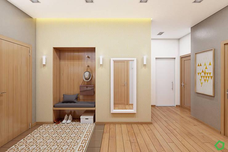 minimalistic Bathroom by Polygon arch&des