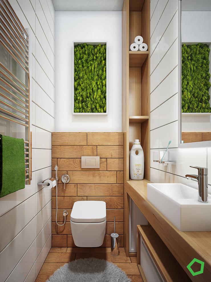 minimalistic Dining room by Polygon arch&des