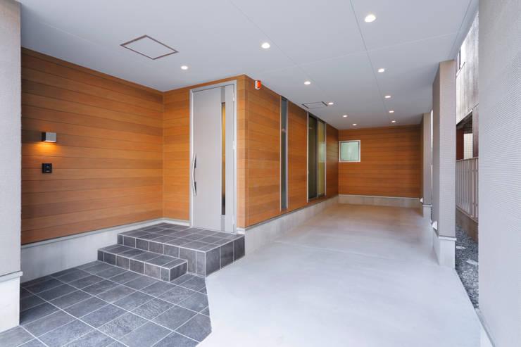 Garasi by ナイトウタカシ建築設計事務所