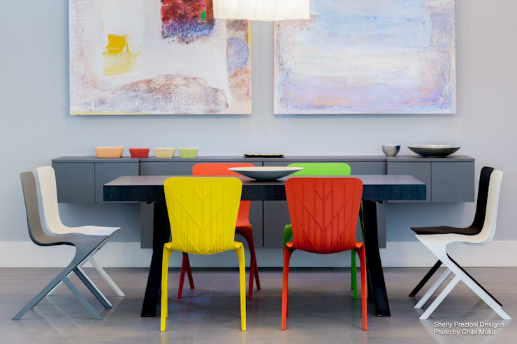 Dining room by Chibi Moku