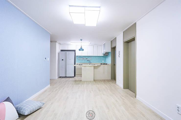 산본 개나리A 25PY PROJECT: 제이앤예림design의  거실