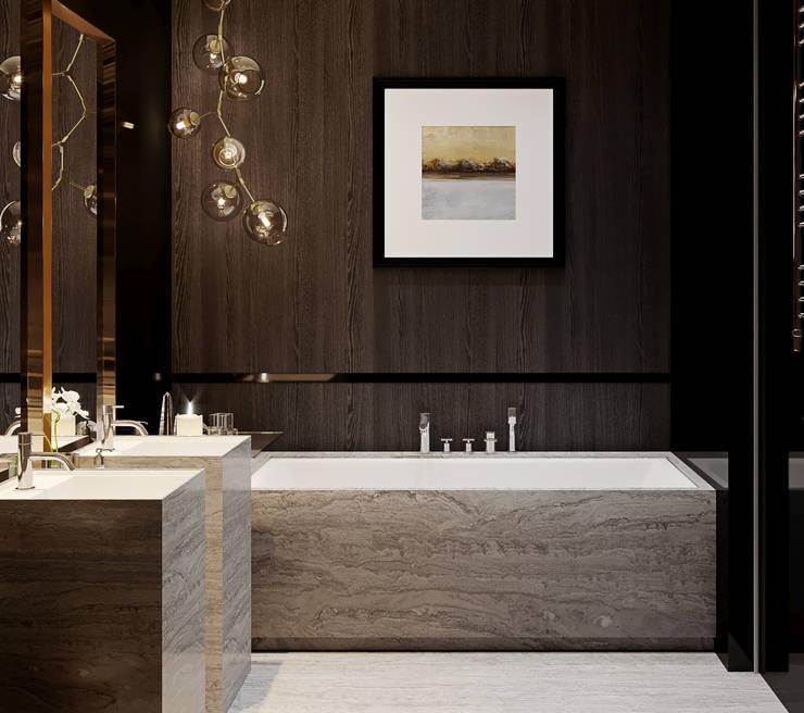 Baños de estilo  por ATO Studio