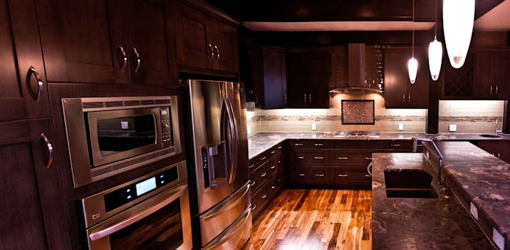 Kitchen: modern Kitchen by Drafting Your Design